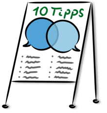 Erfolgreiche Gespräche