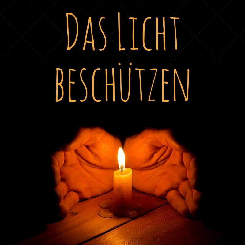 Licht beschützen