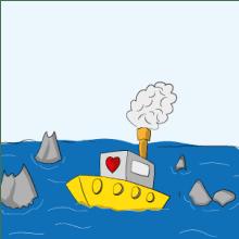 Klippen-umschiffen