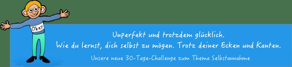 Selbstannahme-Challenge