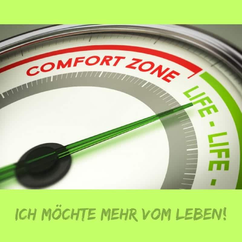 Deine Komfortzone verlassen – trotz der Angst » Zeit zu leben