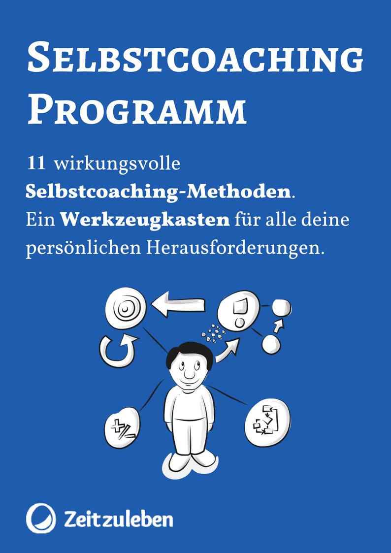 Das Selbstcoaching-Programm